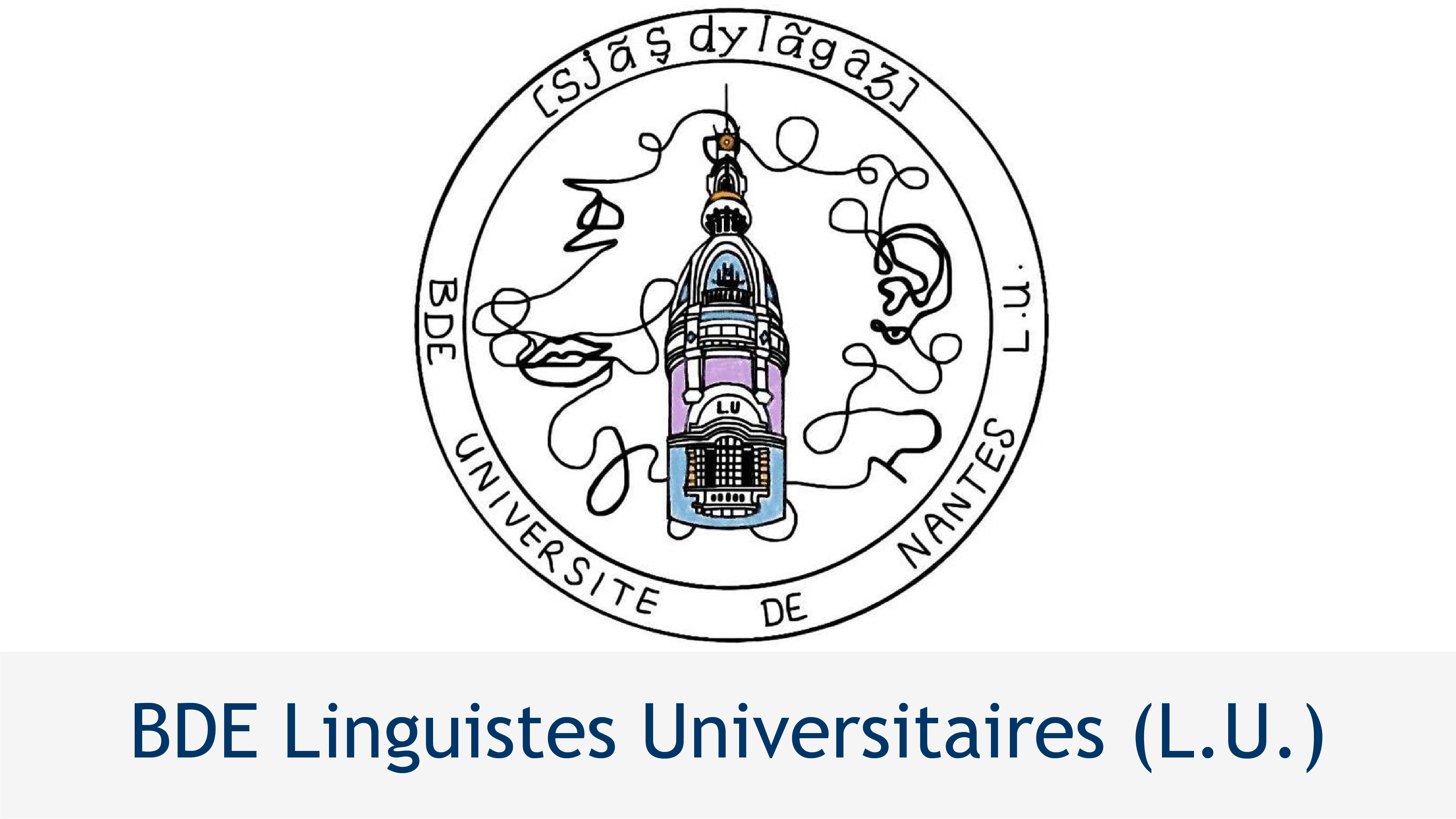 BDE Linguistes Universitaires (L.U.)