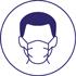 port du masque-Covid 19